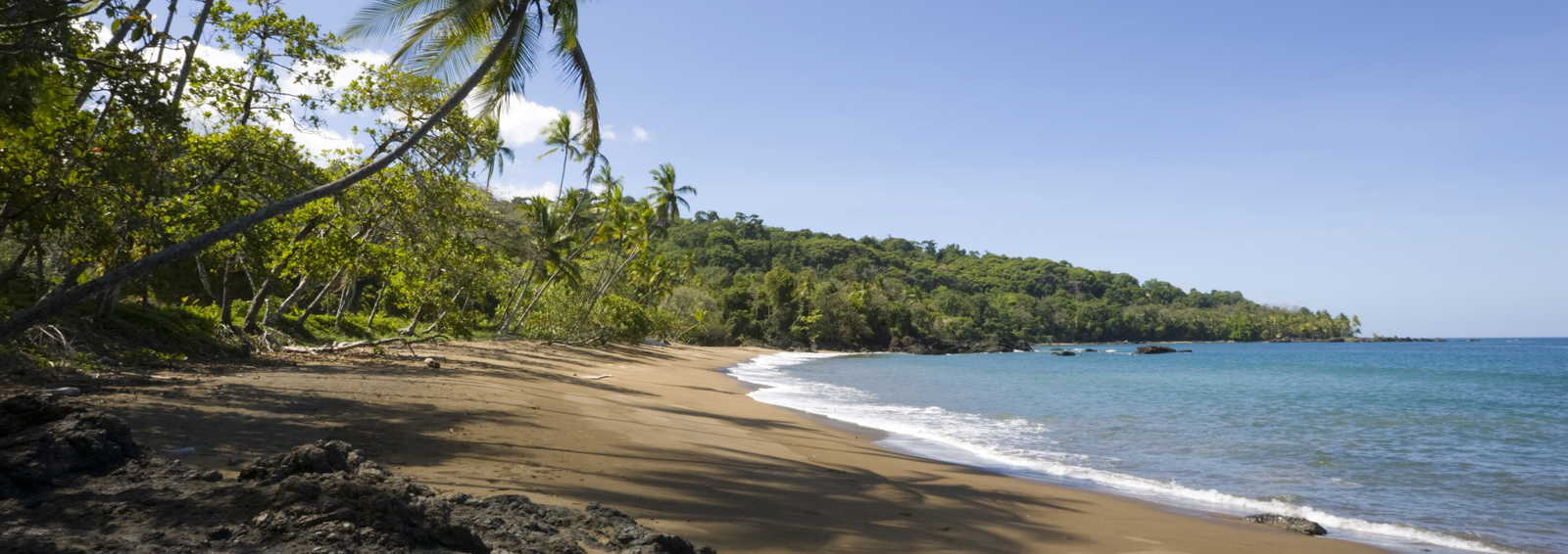 Costa Rica's beautiful coastline
