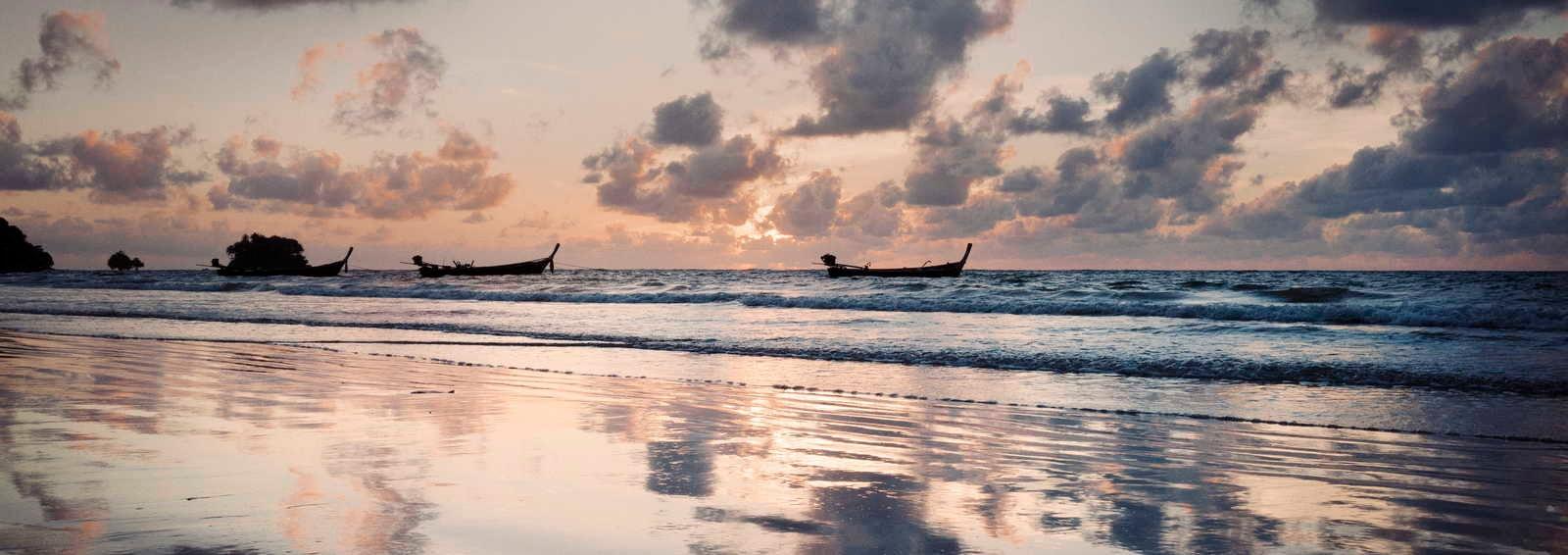 Traditional fishing boats, Vietnam