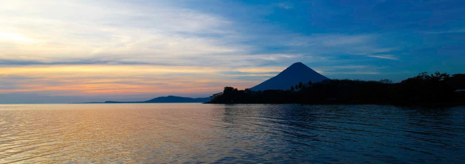 Conception Volcano, Ometepe Iland, Nicaragua