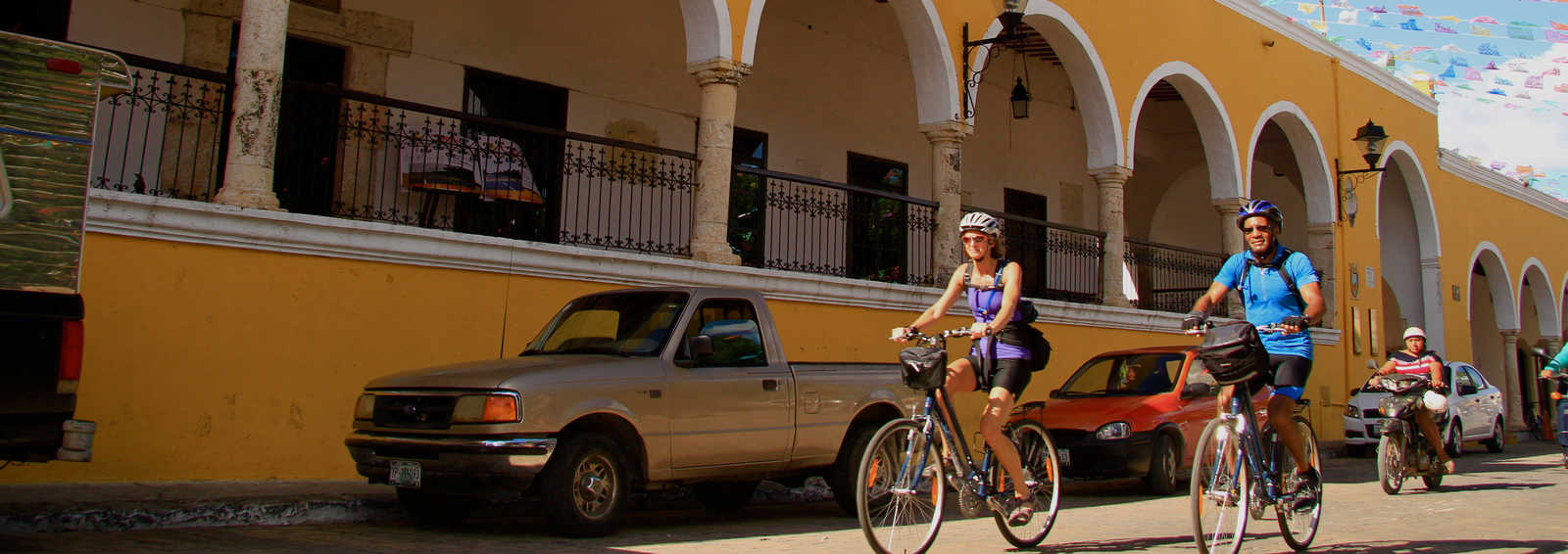 Cycling Mexico