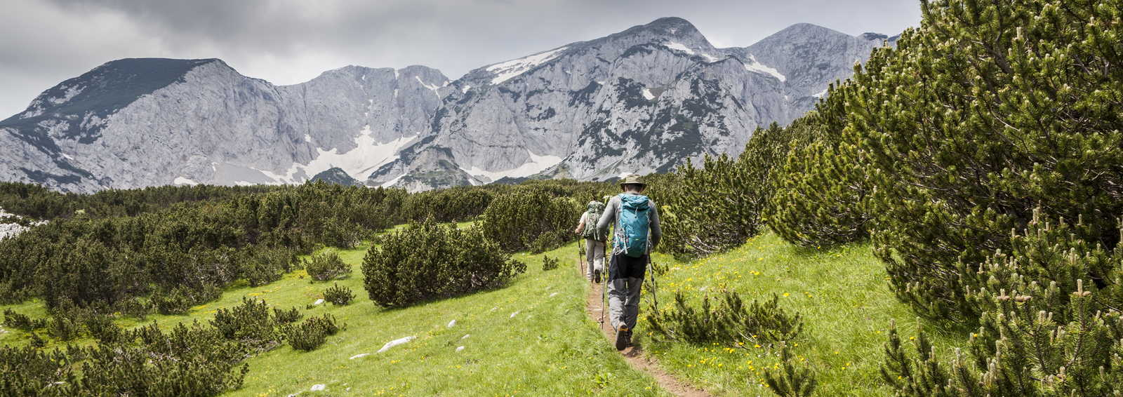 Trekking in Sutjeska N.P