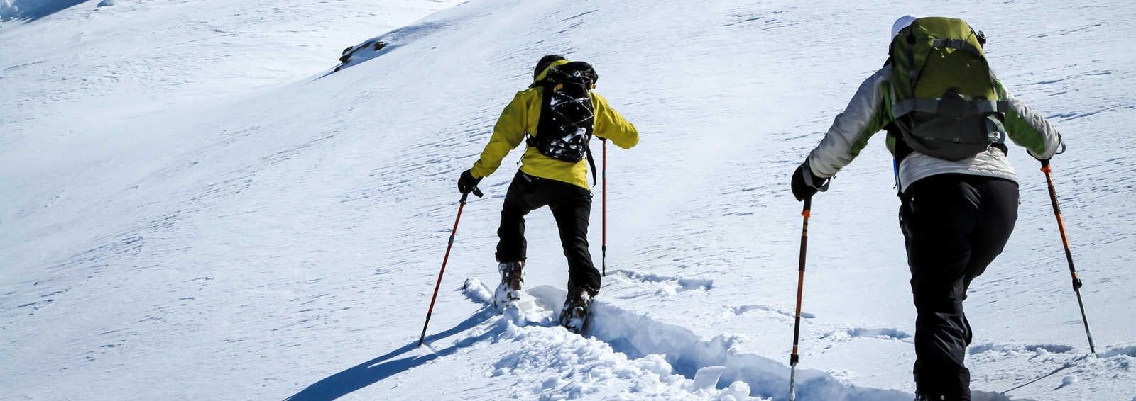 Cross country skiing, Switzerland