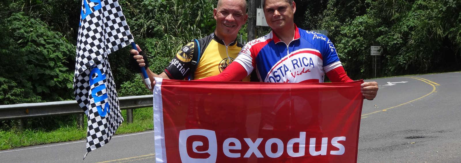 Winning team in Panama