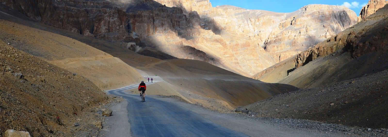 Manali to Leh Ride, India