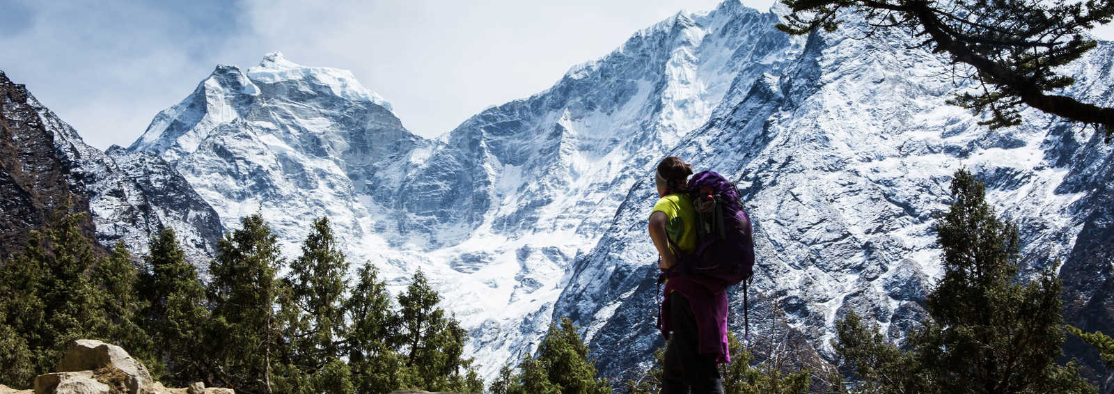 Walking in the Everest Region