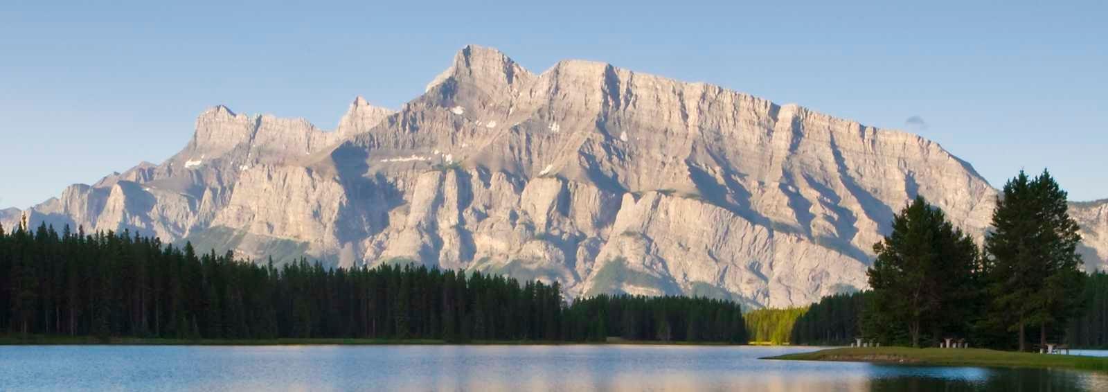 Jack Lake, Banff National Park, Canada
