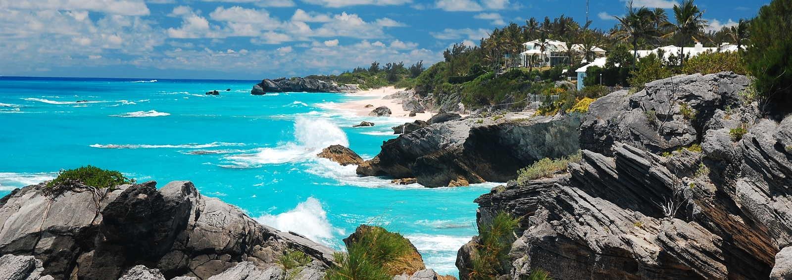 Coastal view Bermuda