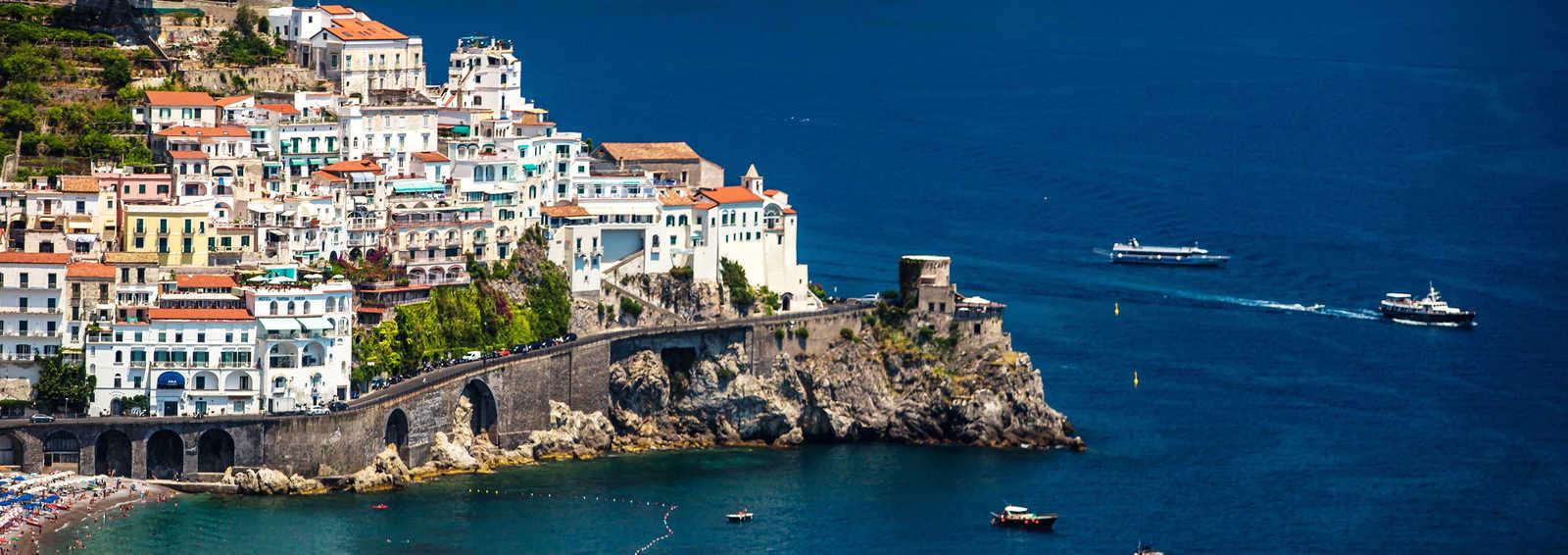 Win a trip to the Amalfi Coast