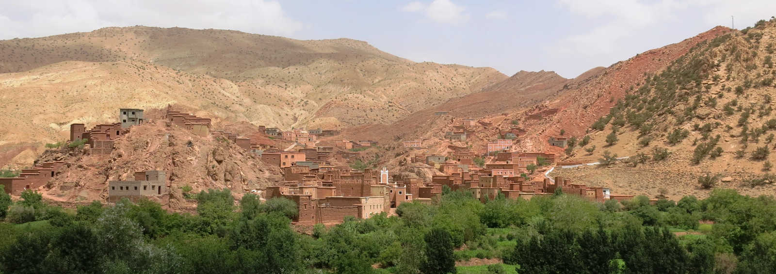 Tijhza Village