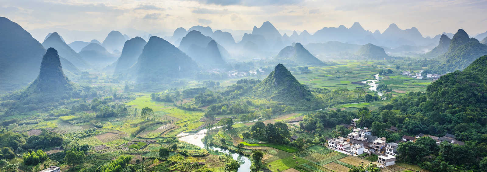 Yangshuo landscape, China