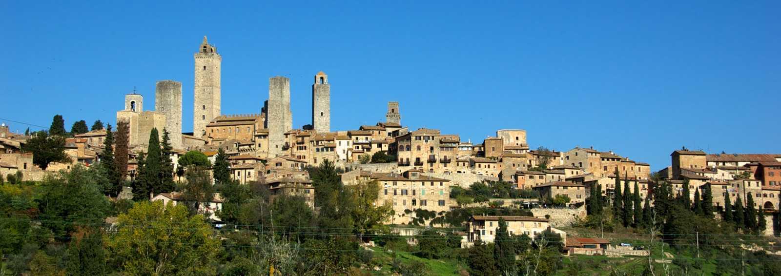 Headwater - Volterra to San Gimignano Self-Guided Walk | Exodus