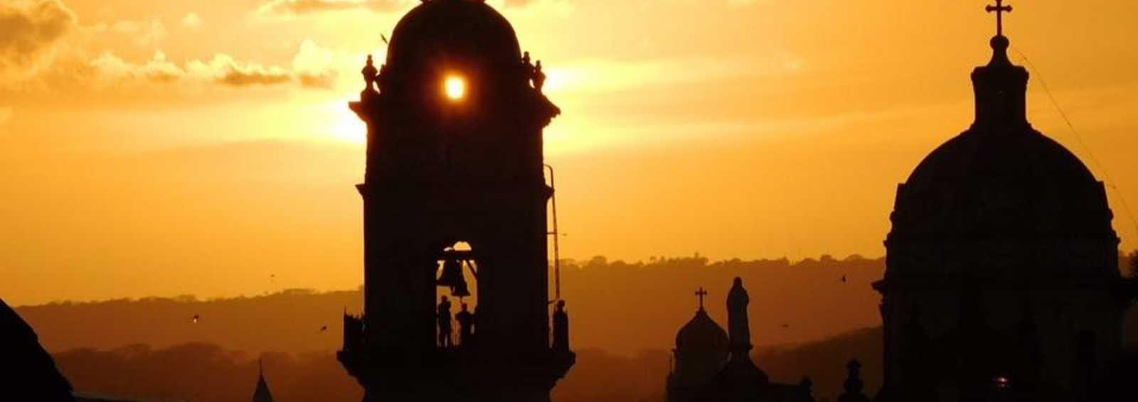 Granada at Sunset