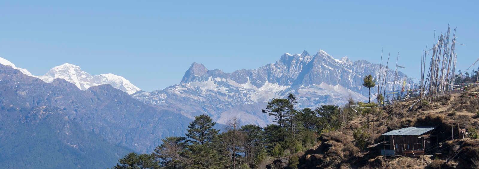 Bhutan Druk Path Trek Exodus