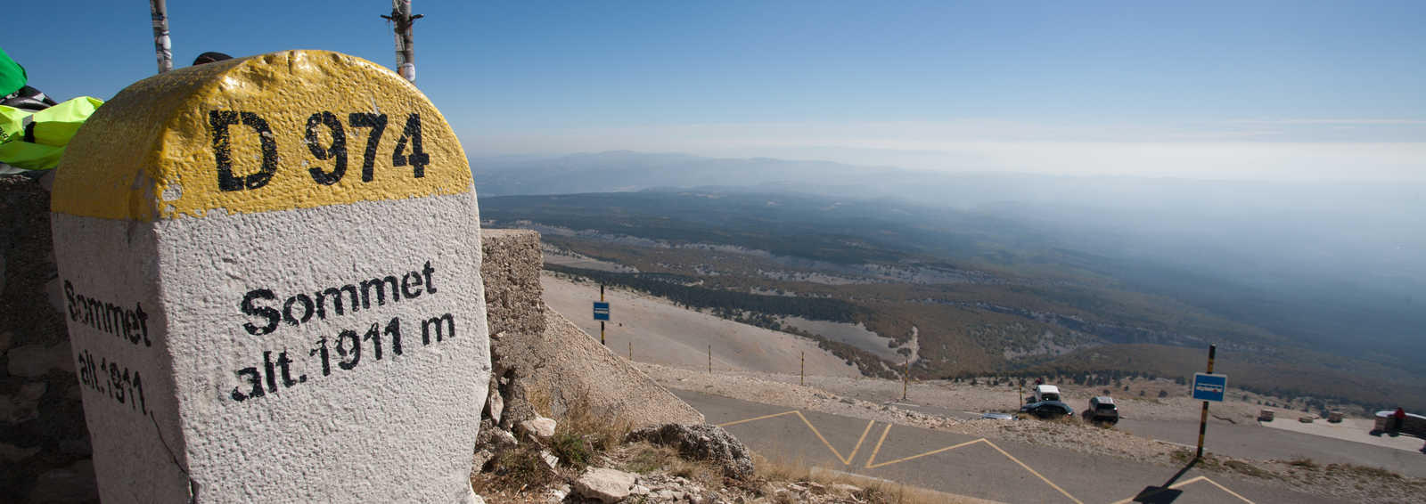 Ventoux summit