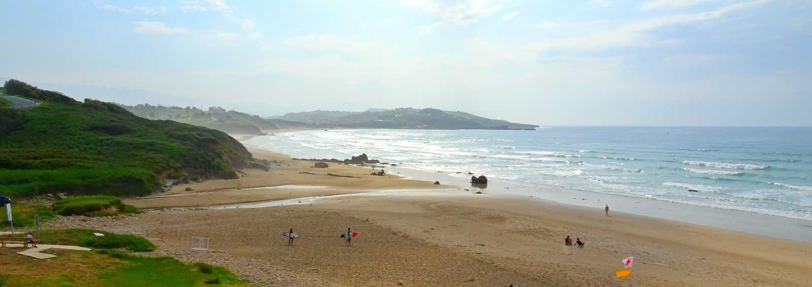 Meron Beach, Cantabria