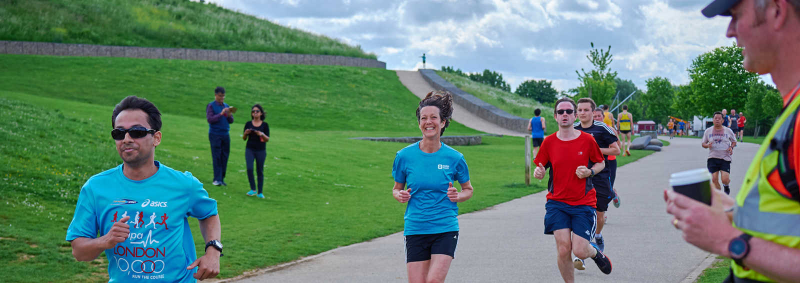 parkrun UK partnership