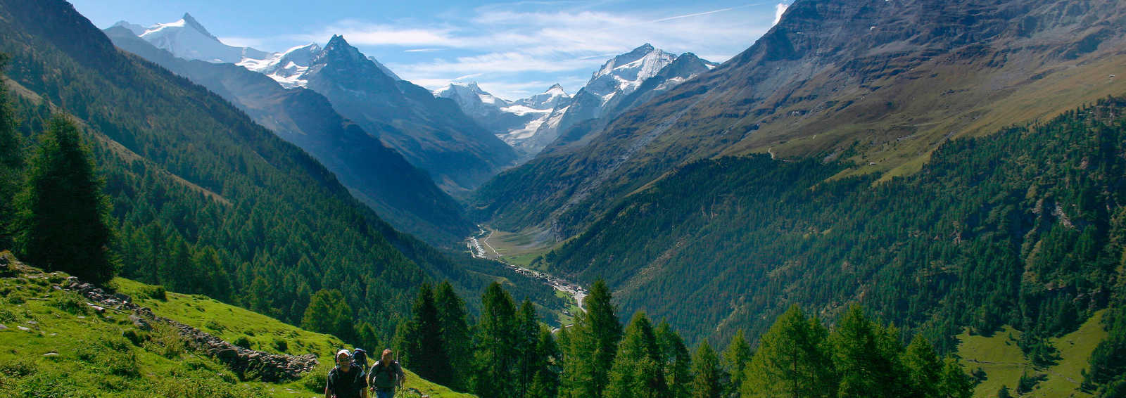 Up to the Col Torrent, France