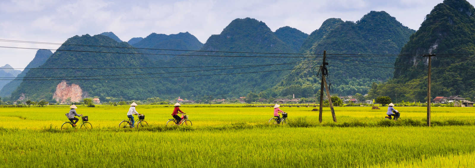 asian countryside