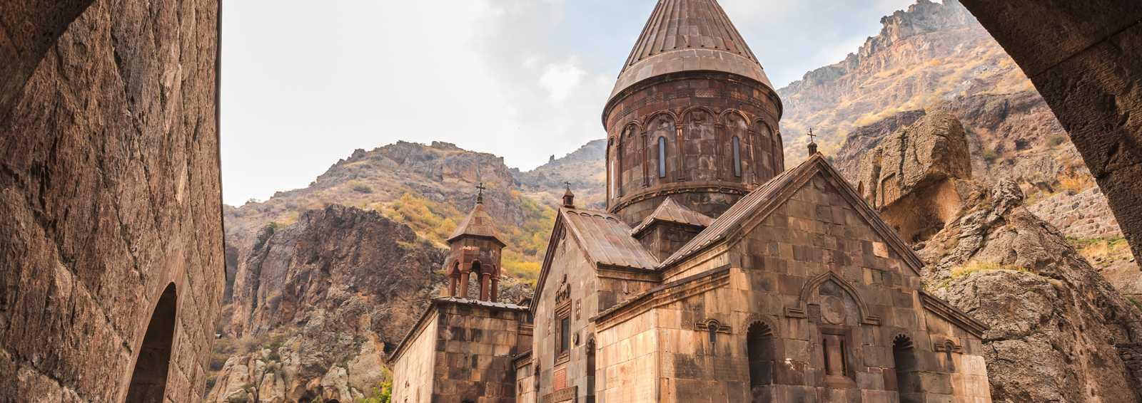 Orthodox Christian monastery, Kotayk