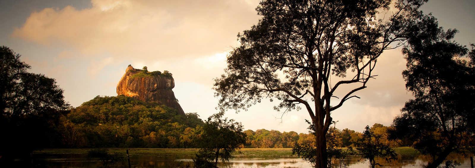 Sigiriya Lion Rock Fortress, Sri Lanka