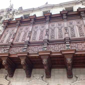Archbishop's Palace Lima