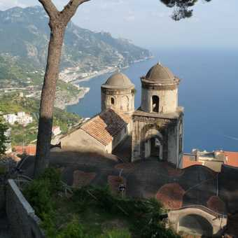 Ravello - view from Villa Rufolo