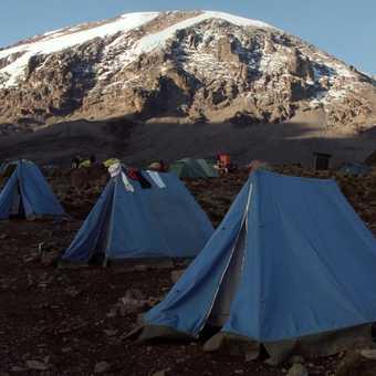 Little hill near Karanga Camp
