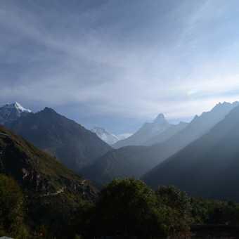 One of many beautiful views