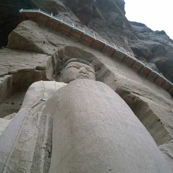 Giant Buddha on the Yellow river