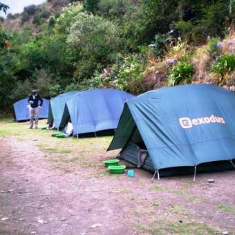 Inca Trail Camp Site 1