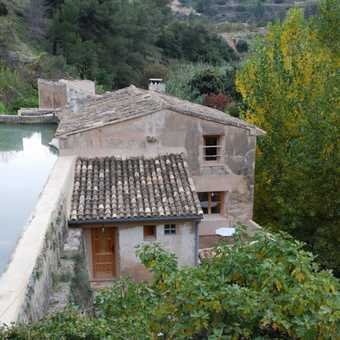 Water mill in Sella