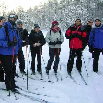 Going skiing