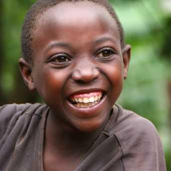 Children, Uganda