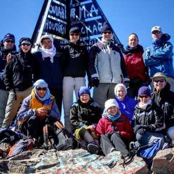 Mt Toubkal Conquered!