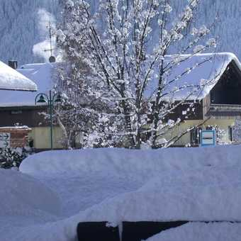 we have got a lot of new snow