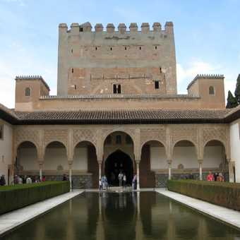 Court of the Myrtles - Alhambra