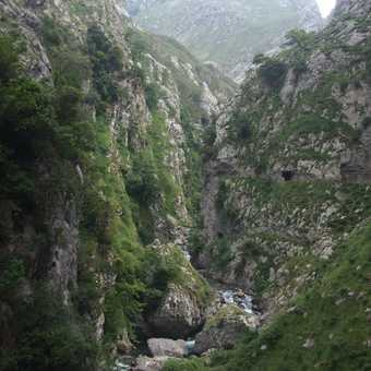 The Cares Gorge