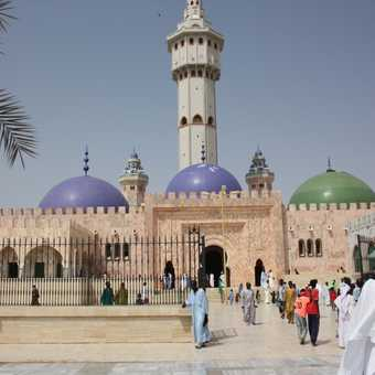 Friday at Touba