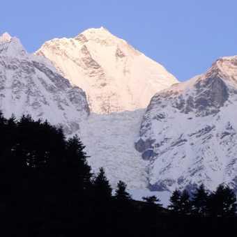 Dhaulagiri & Icefall
