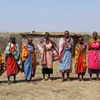 Masai Lady's