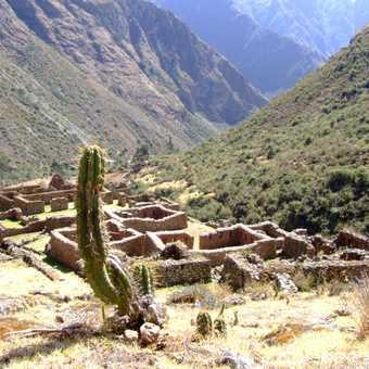 Near Huallaybamba