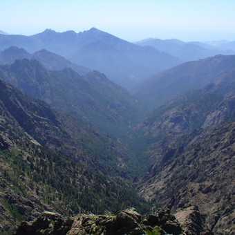 Great views on the way to Cirque de la Solitude