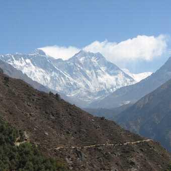 Everest, Lhotse and Ama Dablam