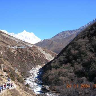 Still trekking!