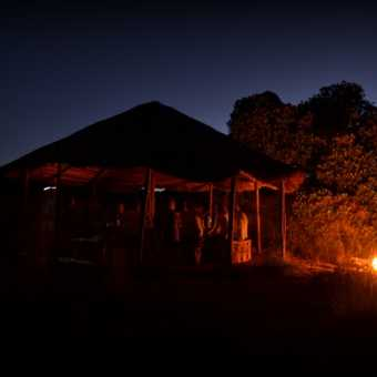 Isalo night camp