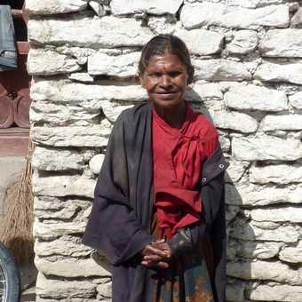 Nepalese Lady