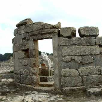 Temple of Demeter, Cyrene