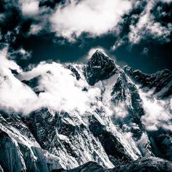 Lhotse. On a good day.