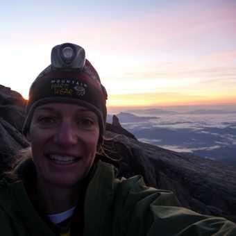 Summit of Mt Kinabalu