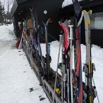 The Ski School arena
